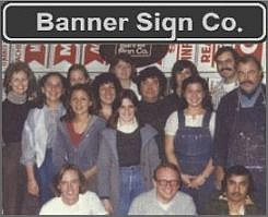 Banner Sign Co. Crew