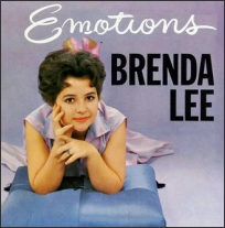 Brenda Lee album cover Emotions