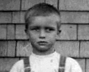 Don Edrington at about Age 4