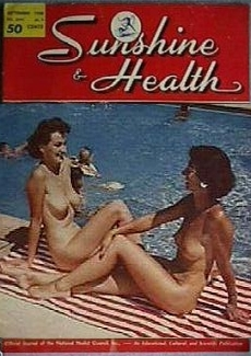 Sunshine and Health Magazine - circa 1940