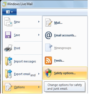 WLM security options