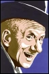 Jimmy Durante Commemorative Postage Stamp